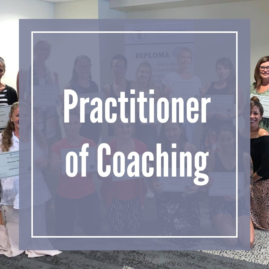 Practitioner of Coaching